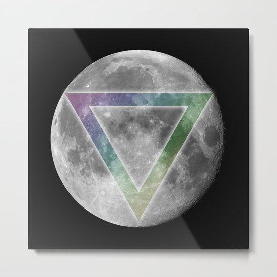 Lunar Eclipse Metal Print