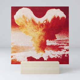 Love Bomb Mini Art Print