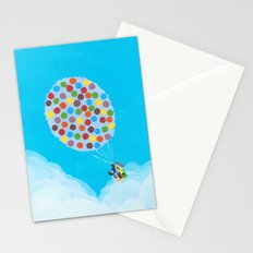 Up - Disney/Pixar Stationery Cards