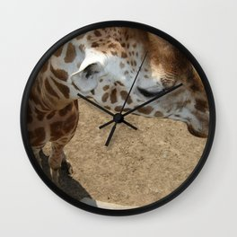 Girafe Wall Clock