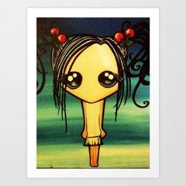wideeyes Art Print
