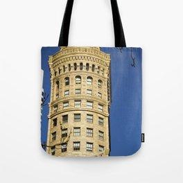 hobart/building Tote Bag