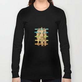 Les Trois Graces Long Sleeve T-shirt
