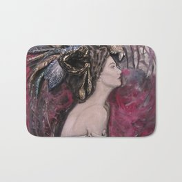 Queen of Shamans Bath Mat