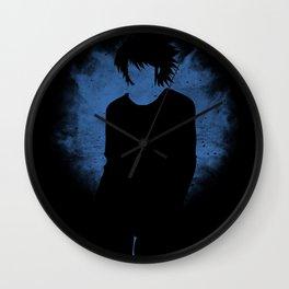 I Am Justice! L Wall Clock