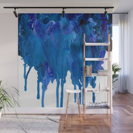 SPILLED OCEAN Wall Mural