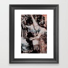 Plague Framed Art Print