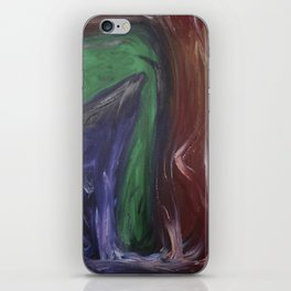 lucky seven iPhone Skin