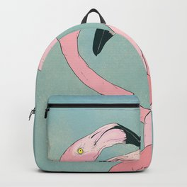 Flamingo Flamingo Flamingo Backpack