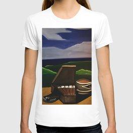 Los Puros y Cafe T-shirt
