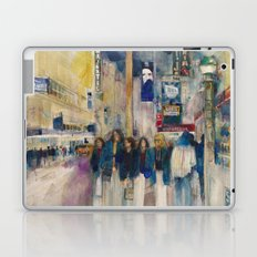 Phantom of the Opera New York Theatre District _ (2014) Watercolor  Laptop & iPad Skin