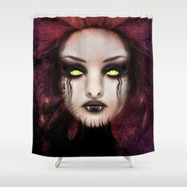 Suffocation Shower Curtain