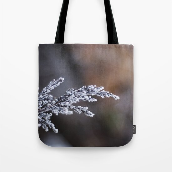 Frosted Juniper Tote Bag