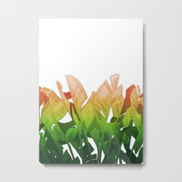 Leaves of Summer Metal Print