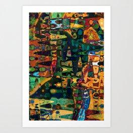 Muse Art Print