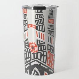 Sagrada Familia Travel Mug