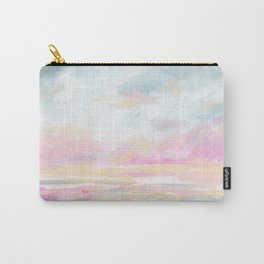 So Alive - Bright Ocean Seascape Carry-All Pouch