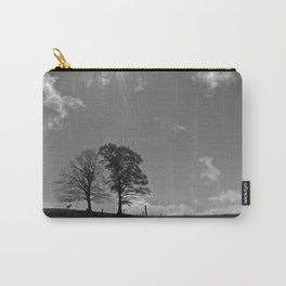 Twin Tree Meadow Carry-All Pouch