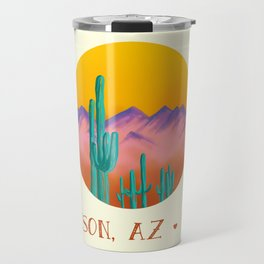Tucson Travel Mug