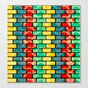 Colorful bricks by cocodes
