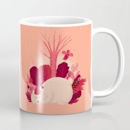 Sleepy Bear Coffee Mug