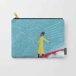 Amanda Gorman Carry-All Pouch
