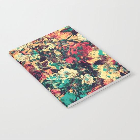 RPE FLORAL V Notebook