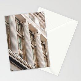 Pillars of the Neighborhood - NYC Photography Stationery Cards
