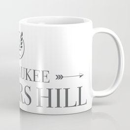 Brewers Hill Wordmark Black Coffee Mug
