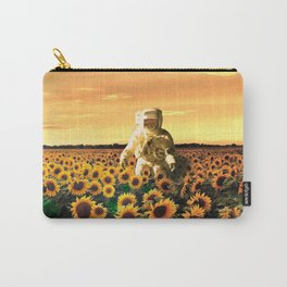 Space Gardener Carry-All Pouch