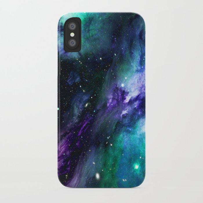 Astro Nebula iPhone Case
