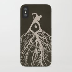 Know Your Roots iPhone X Slim Case