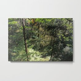 Grant Nature Metal Print