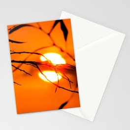 Beautiful Sunset Stationery Cards