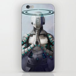 Angelus 5 iPhone Skin