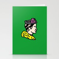 jesse pinkman Stationery Cards featuring Pinkman by MSTRMIND
