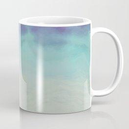 Ocean Marble texture Coffee Mug