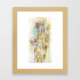 Venus in Pisces.  Framed Art Print