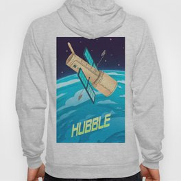 Revolutionary Spacecrafts Series: Hubble Hoody