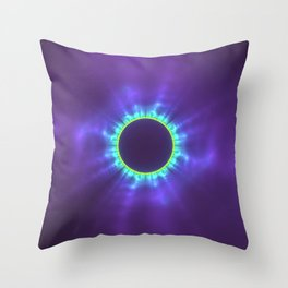 The Eye of Manifestation Throw Pillow