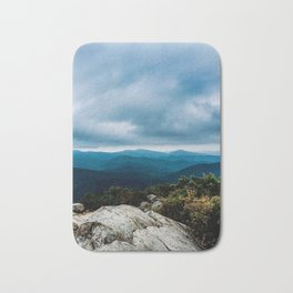 Blue Ridge Mountain Song Bath Mat