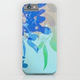 Springtime Love iPhone Case