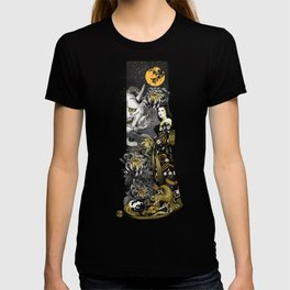 Hell-bent - the persistence of a dragon T-shirt