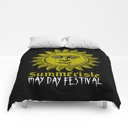 May Day Festival Comforters