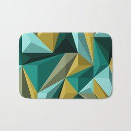 Polygon 3 Bath Mat