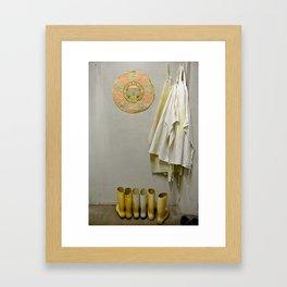 Fruitière à Comté Framed Art Print
