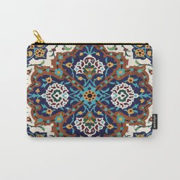 Persian Art Carry-All Pouch