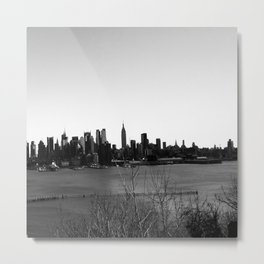 city scape Metal Print
