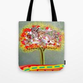 Wonder Tree Tote Bag