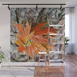 Leaf Sprouts Wall Mural
